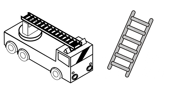 Emergency Escape Ladders
