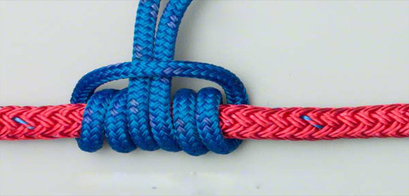 How to tie the Prusik Knot