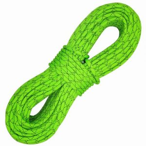 Static 9mm Rope Green