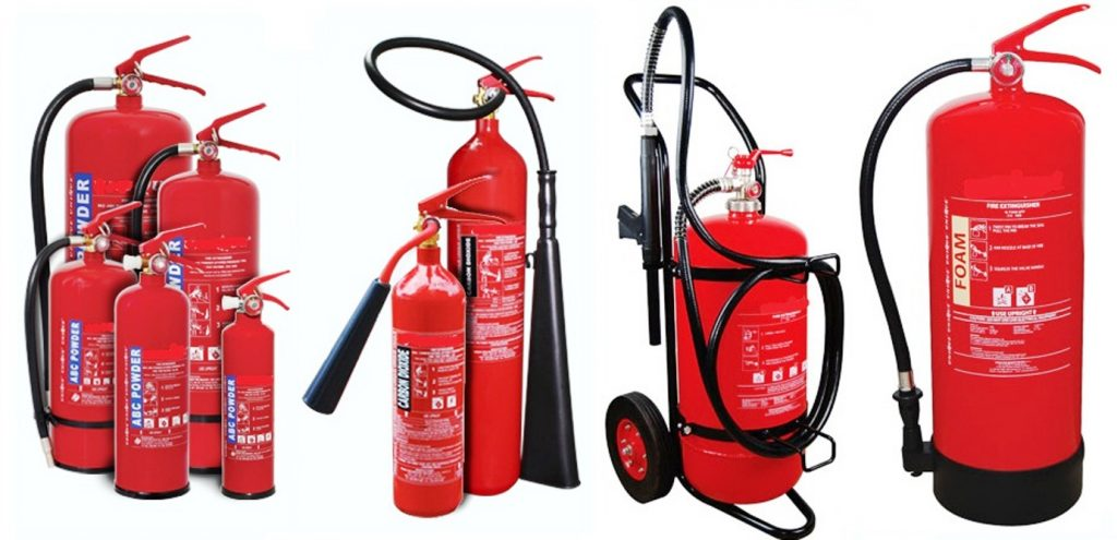 Portable Fire Appliances