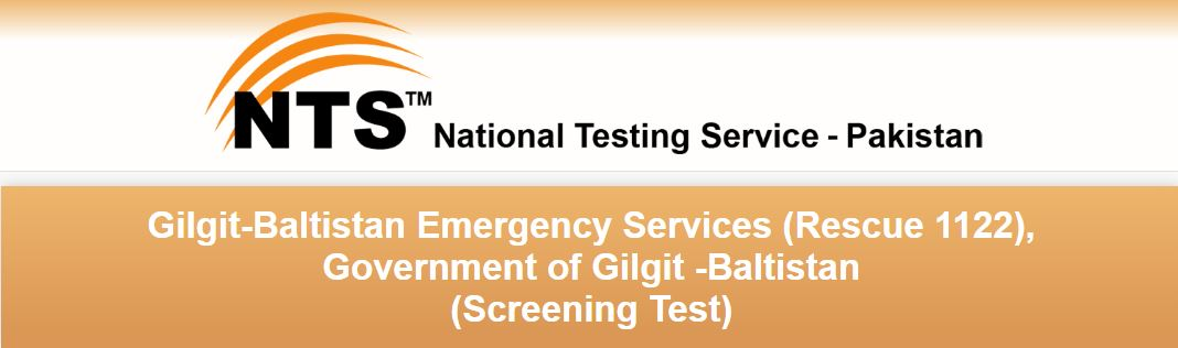 Rescue 1122 Gilgit Baltistan Emergency Services Jobs 2017