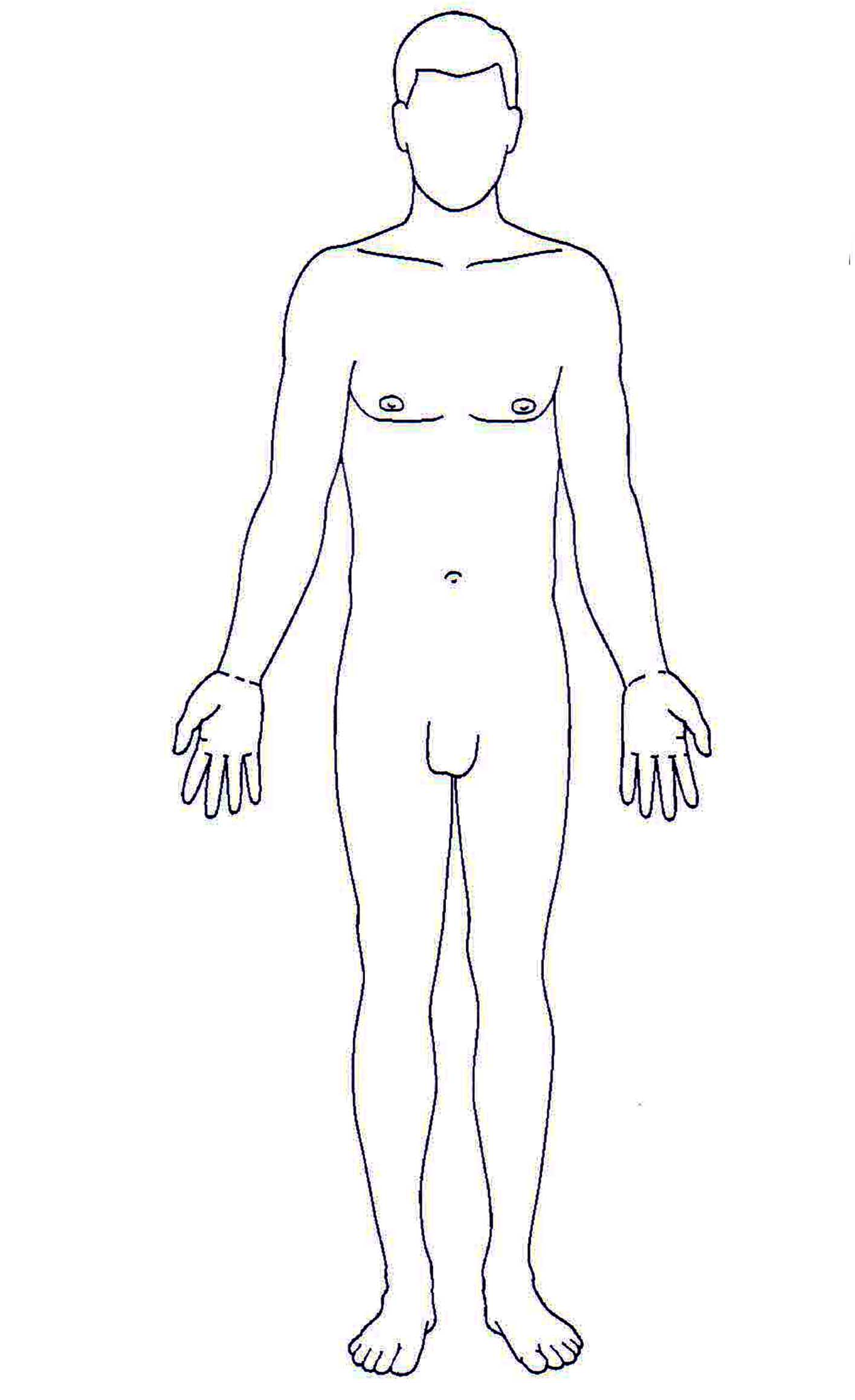 Anatomical Position of Body